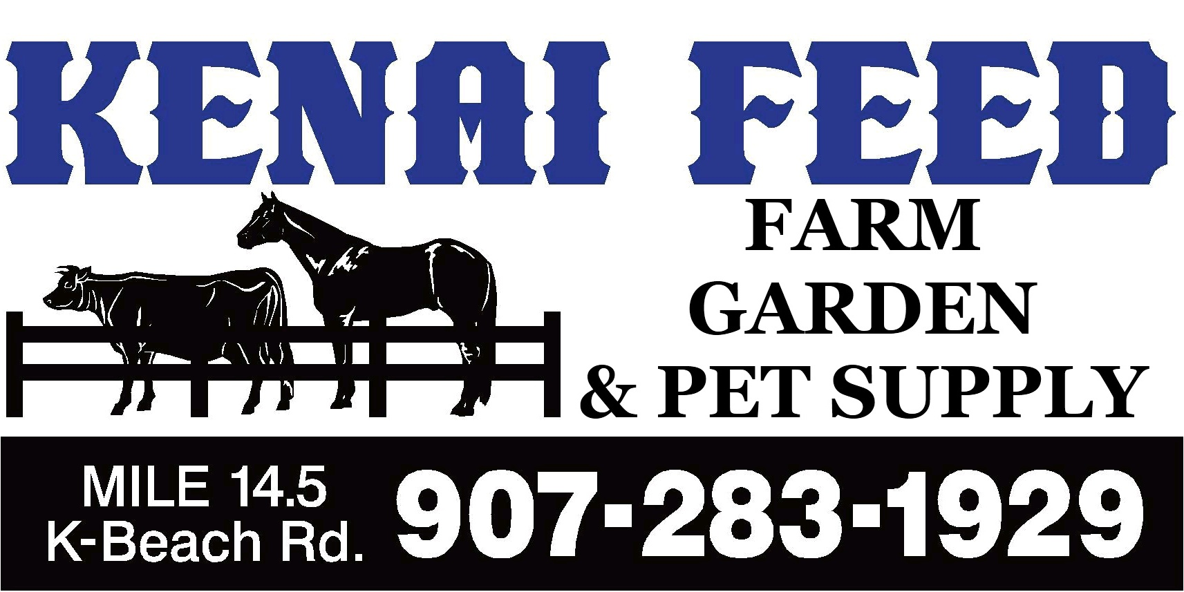 Kenai Peninsula's Best Feed Store